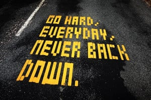 Never Back Down Quotes