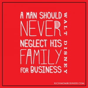 work at home mom businesses inspirational quote a man should never ...