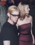 Wes Borland and Heather Mcmillen