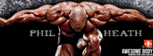 phil heath facebook cover awesome bodybuilding fb covers phil heath mr ...