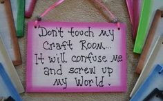 Craft Quotes and Sayings