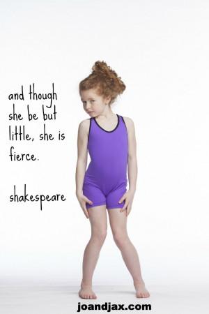 she is fierce. #dance #fitness #unitard