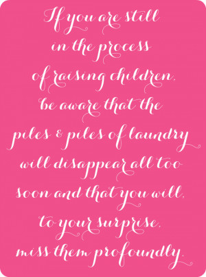 quotes about kids growing up too fast