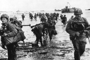 ... the Normandy D-Day landings near Vierville sur Mer, France Reuters