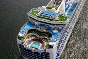 Luxury Life Design Princess Cruise Ship.