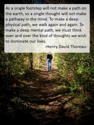 Henry David Thoreau- motivational inspirational love life quotes ...