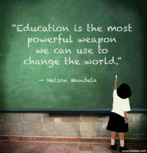 education quotes inspirational for teachers education quotes ...