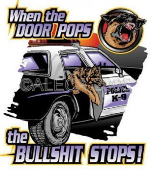 All Graphics » police k-9