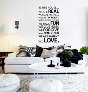 Vinyl Quotes Wall Art Sticker to decor your Bedroom