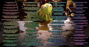 The Muppet Mindset by Ryan Dosier, ryguy102390@gmail.com