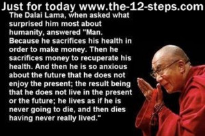 12 Step Recovery Quotes