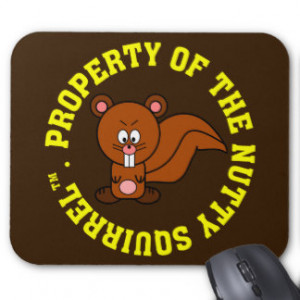 Office Personal Property Identification Label Mouse Mats