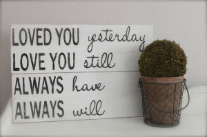 Love Quote, Wall Art, Custom Sign, Wood Sign, Wood Wall Art, Wood Sign ...