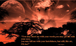 You may shoot me with your words you may cut me with your eyes you may ...