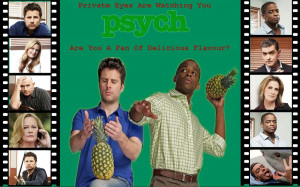 Psych Wallpaper by crazy71096