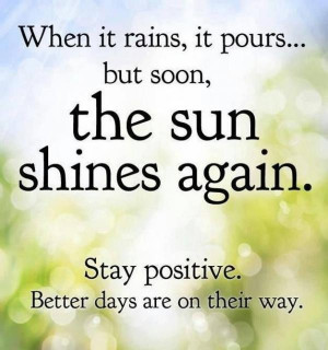 Cheer up quotes, awesome, best, sayings, positive