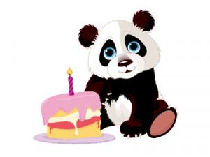 ... giant panda tai shan goes happy birthday panda happy birthday panda