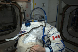 Chris Hadfield: Superstar Returns Home, Yet Mission Accomplished