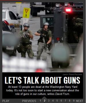 Stop Gun Violence Quotes