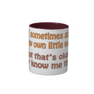 Silly Funny Sayings Mugs