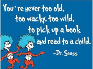 ... Dr Seuss Quotes , Cat In The Hat , Dr Seuss Reading Quotes For Kids