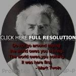 , quote mark twain, quotes, sayings, world, life, wisdom, brainy mark ...