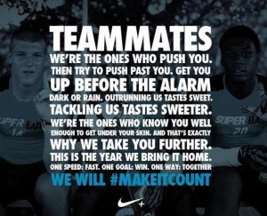 game more fun Sports Quotes, Awesome Quotes, Soccer Teammate Quotes ...