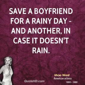 Funny Rainy Day Quotes