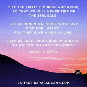 Cesar Chavez.....{NOT Hugo Chavez}Famous Quotes, Club Chavez, Cesar ...