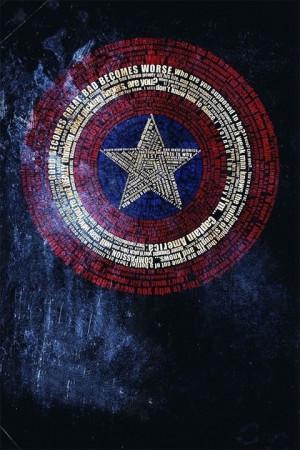 America Quotes, Geek Art, Black Widow Captain America, Avengers ...
