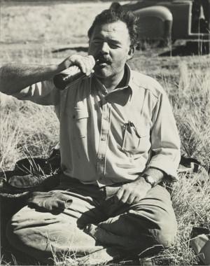 Quotes Ernest Hemingway Hunting. QuotesGram
