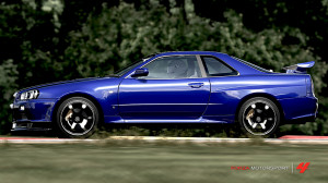 Pictures nissan skyline gtr r34 drift downhill 1 by ajr157 pictures ...
