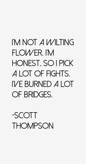 Scott Thompson Quotes & Sayings