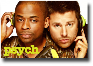 Details about Psych Poster - TV Show Promo Flyer 11x17 - James Roday ...