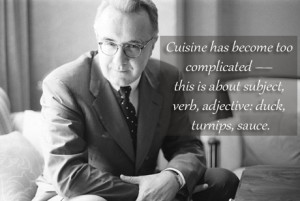 Alain Ducasse2 Quotes To Live By, According To Chefs