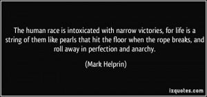 More Mark Helprin Quotes