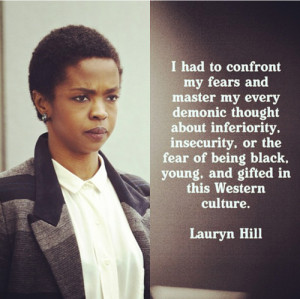 beauty quote quotes beautiful thoughts lauryn hill natural hair ...
