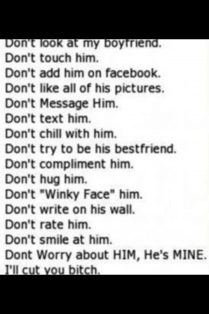 Funny Love Sayings To Your Boyfriend (21)