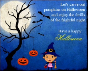 sweet halloween picture quotes