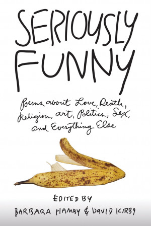 Poetry Friday--Seriously Funny