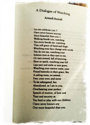 Kenneth Rexroth,