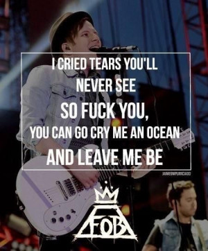 Save Rock and Roll-Fall Out Boy