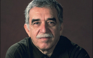 Gabriel García Márquez, aka Gabo