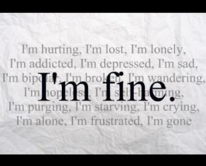 im lost quotes http://quotespictures.com/im-hurtingim-lostim-lone...