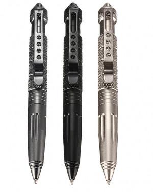 ... Aluminum Alloy Self Defense Protection Tactical Pen Glass Breaker