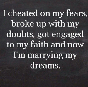 Cheating Break Up Quotes