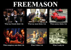 How many Masons does it take to screw in a light bulb?