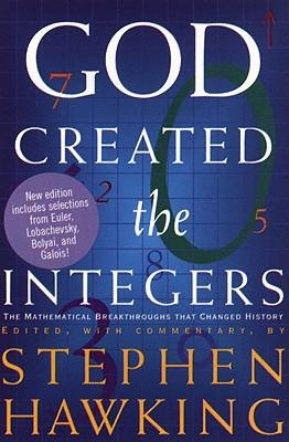 God made the integers; all else is the work of man.