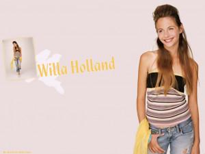 Willa Holland Quotes Quotesgram