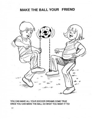 Soccer Tips: Successful Instep Juggling